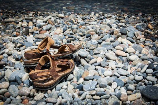 Искрено и лично за феномена мъжки сандали