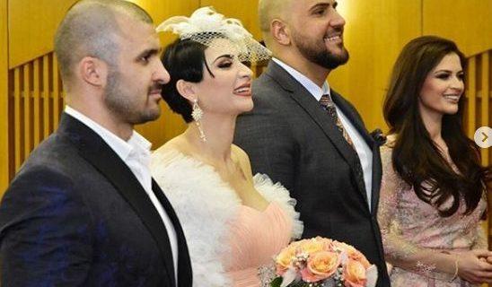 Софи Маринова се Омъжи за Гринго! Преслава и Павел им Кумуваха! СНИМКИ: