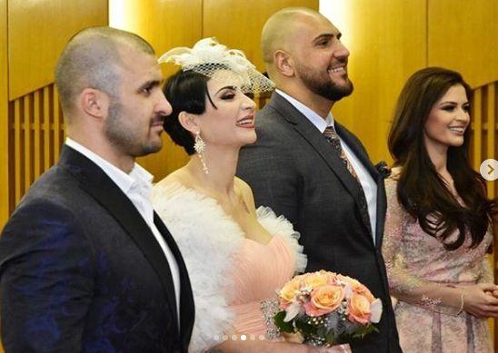 Снимка: Софи Маринова се Омъжи за Гринго! Преслава и Павел им Кумуваха! СНИМКИ: