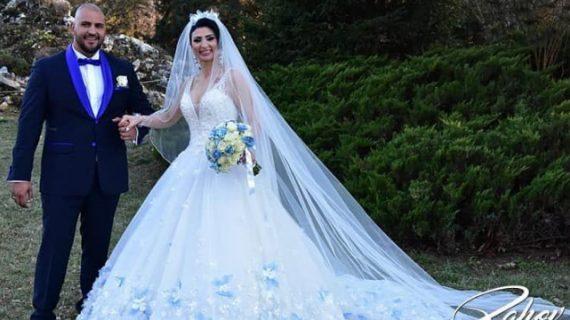 Софи Маринова и Гринго вдигнаха пищна сватба! Ето кои бяха гостите им + СНИМКИ:
