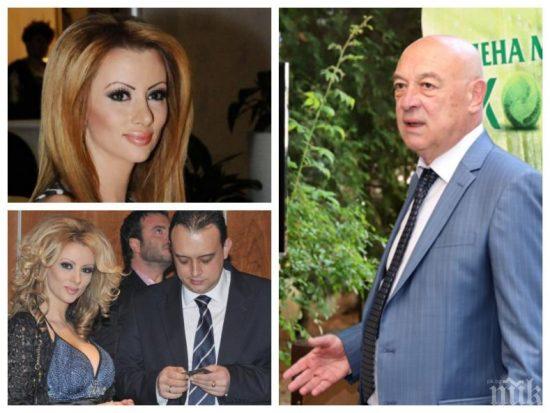 Снимка: Поръчвал ли е шефът на ЕКОПАК България Побой над певицата Таня Боева! Истината лъсна: