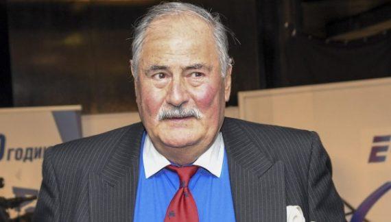 Почина Жорж Ганчев!